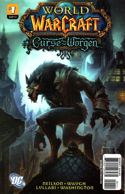World of Warcraft: Curse of the Worgen Vol 1 1