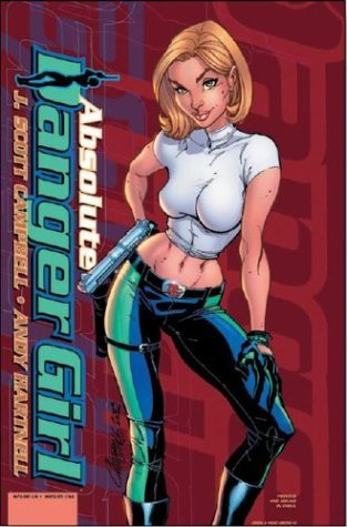 Absolute Danger Girl (Collected)