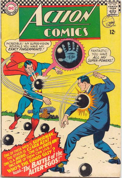 Action Comics Vol 1 341