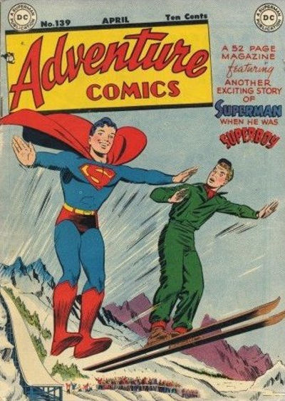 Adventure Comics Vol 1 139