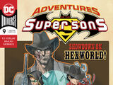 Adventures of the Super Sons Vol 1 9