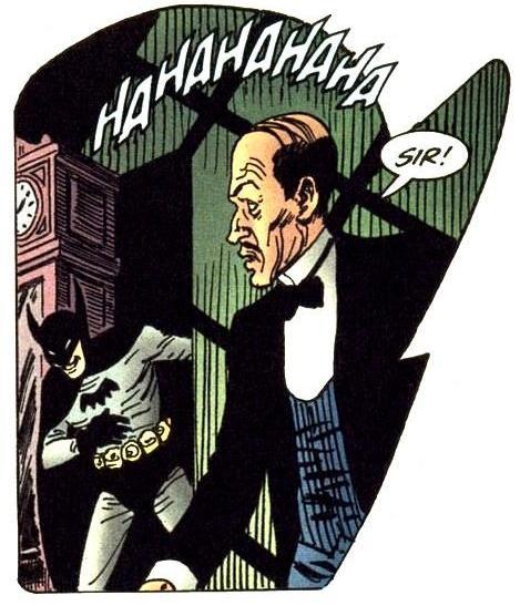 Alfred Pennyworth (Batman of Arkham)/Gallery