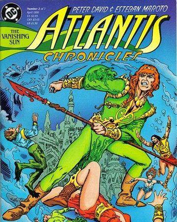MULTIPLES Near Mint NM DC COMICS Details about  /ATLANTIS CHRONICLES 1 2 3 4 5 6 7 COMPLETE set
