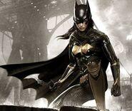 Barbara Gordon Batgirl Arkham Knight