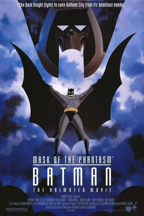 Batman: Mask of the Phantasm (Movie)