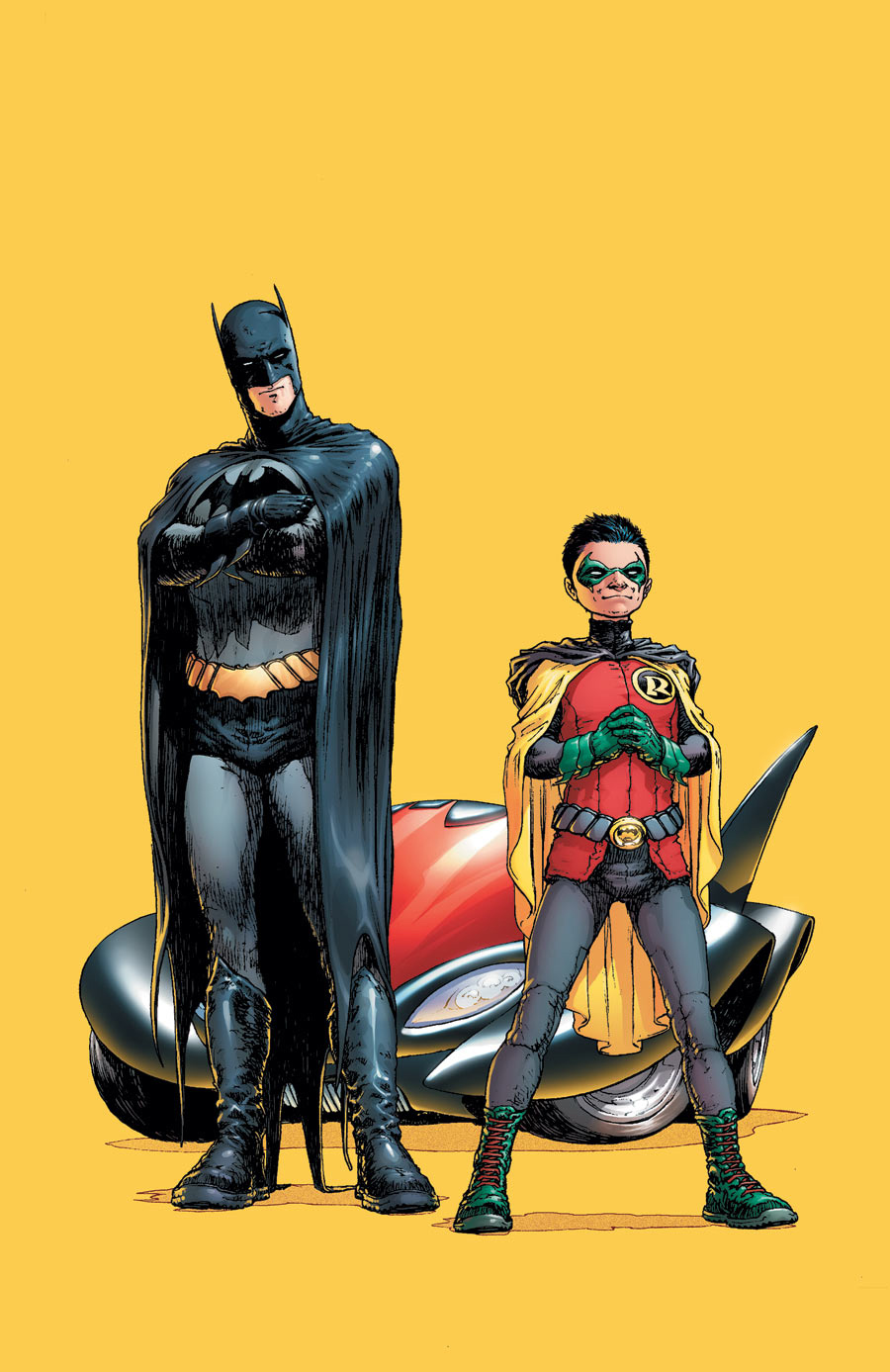 Batman and Robin Vol 1 1