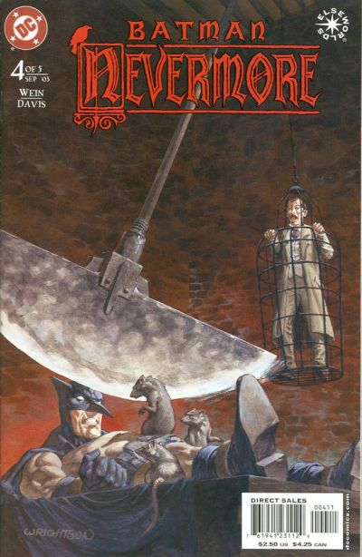 Batman: Nevermore Vol 1 4
