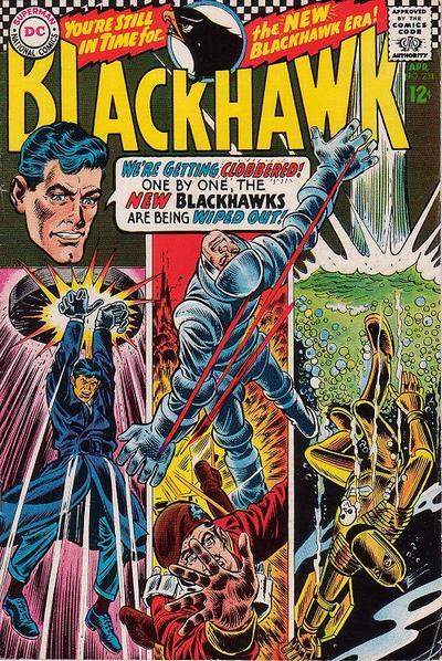 Blackhawk Vol 1 231