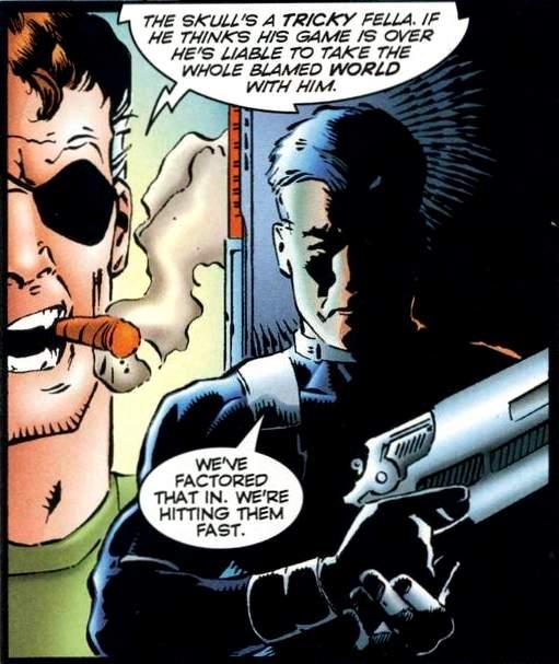 Bruce Wayne (Amalgam Universe)