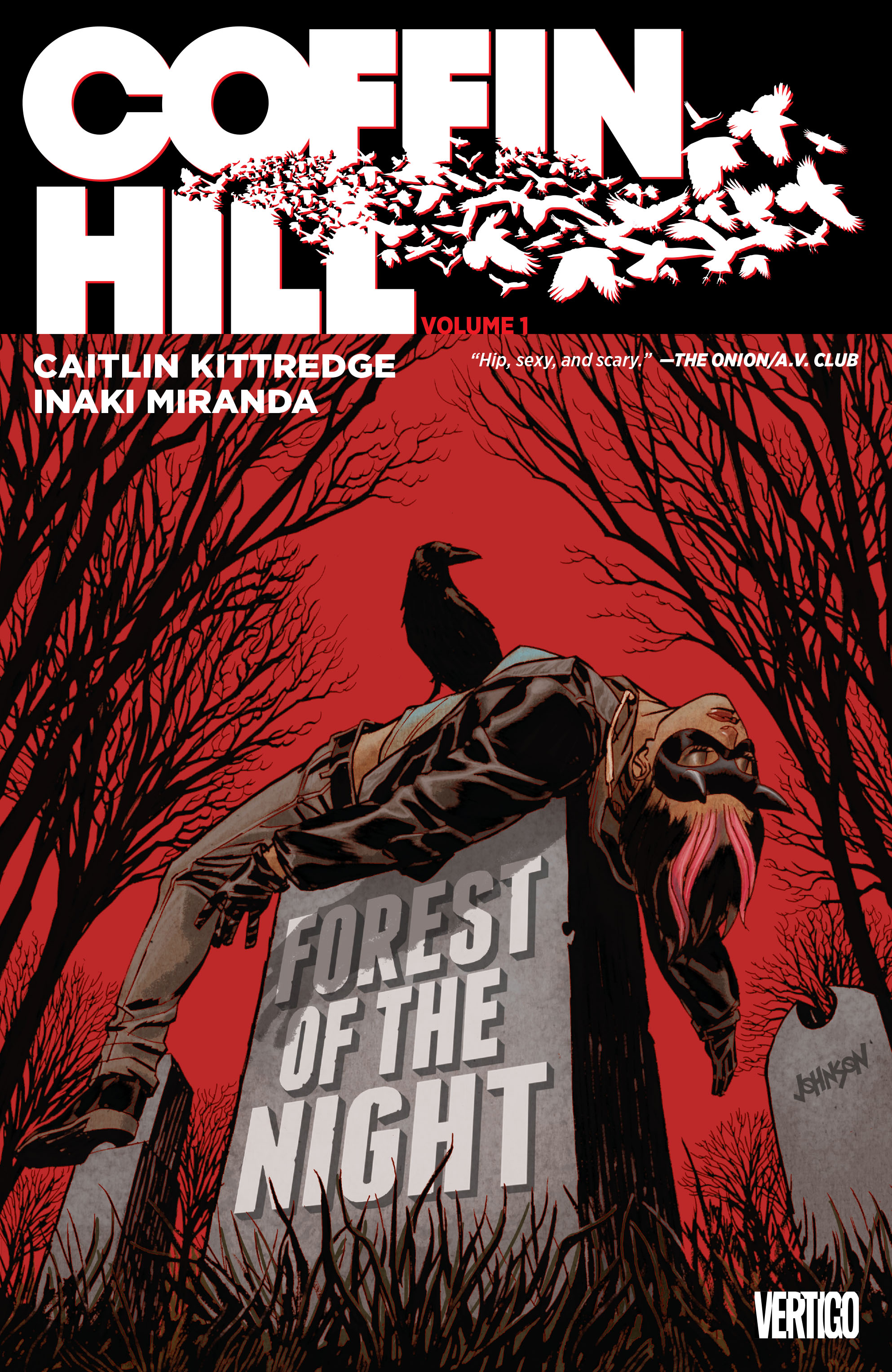 Coffin Hill: Forest of the Night (Collected)