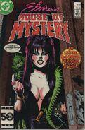 Elvira's House of Mystery Vol 1 1