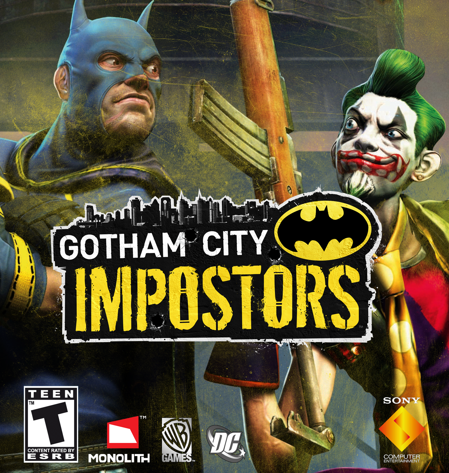 Gotham City Impostors (Video Game)