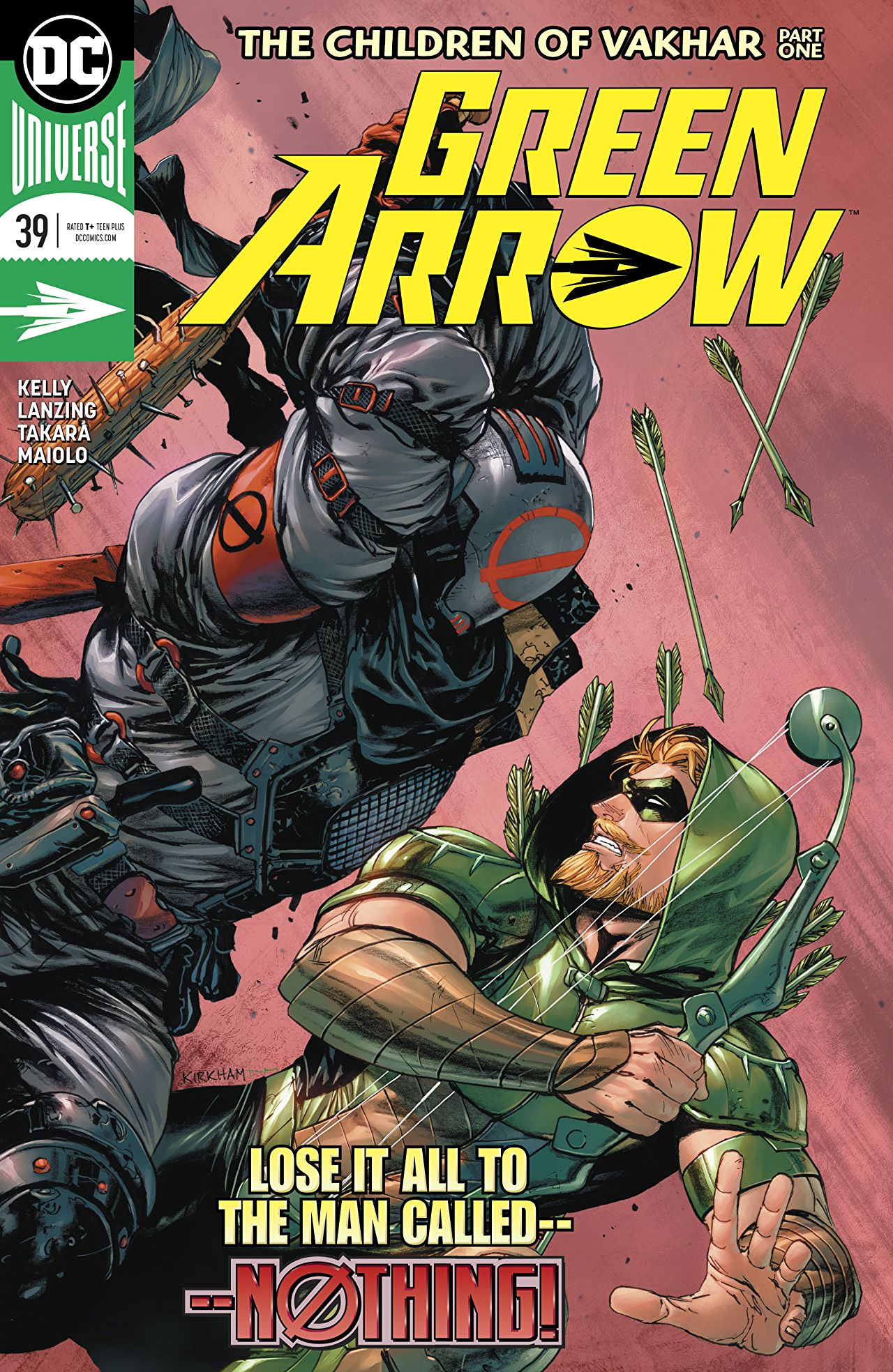 Green Arrow Vol 6 39
