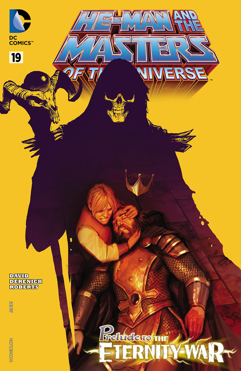 He-Man and the Masters of the Universe Vol 2 19