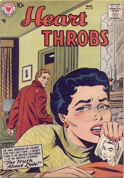Heart Throbs Vol 1 52