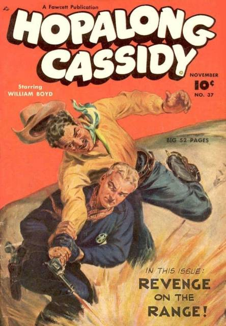 Hopalong Cassidy Vol 1 37