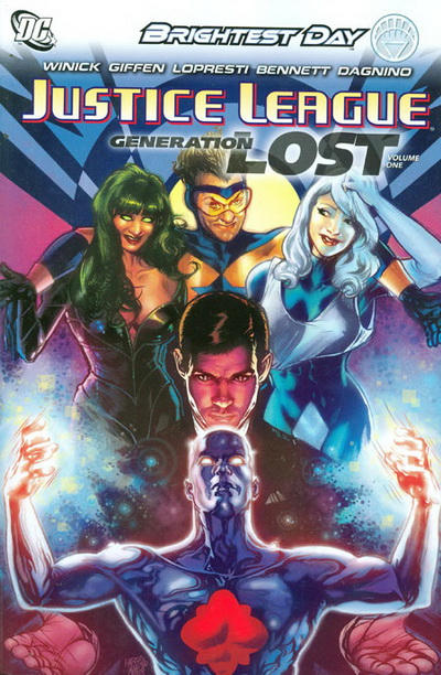Justice League: Generation Lost Vol. 1 (Collected)