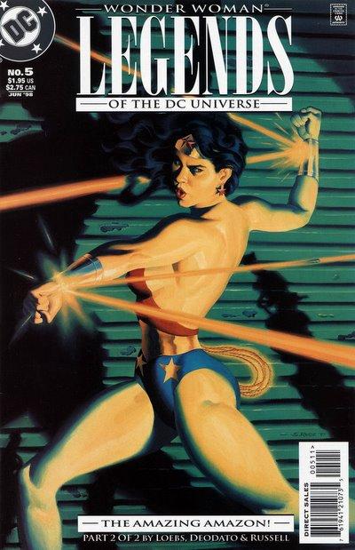 Legends of the DC Universe Vol 1 5