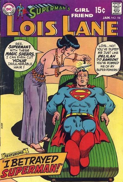 Superman's Girl Friend, Lois Lane Vol 1 98