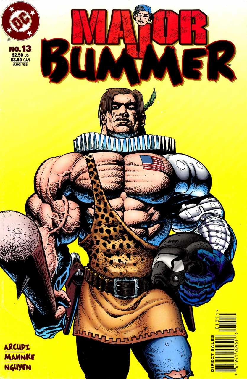 Major Bummer Vol 1 13