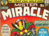 Mister Miracle Vol 1 1