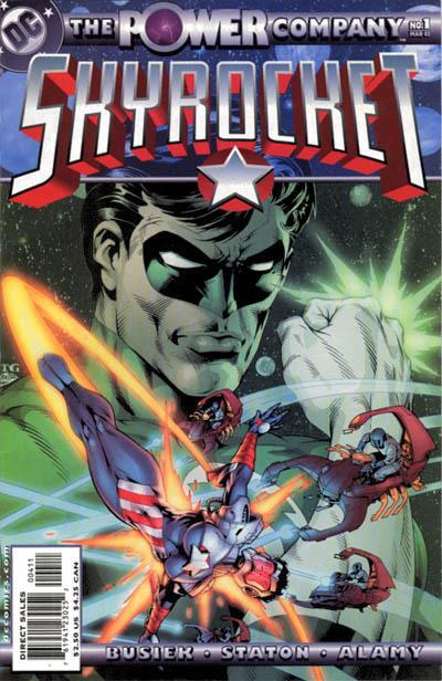 The Power Company: Skyrocket Vol 1 1