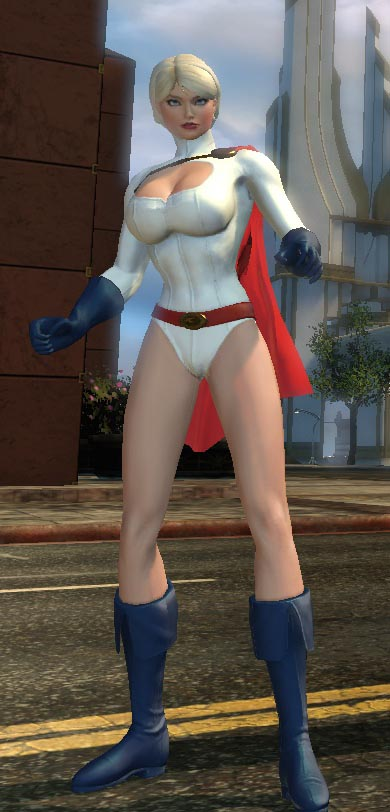 Kara Zor-L (DC Universe Online: Earth-Two)