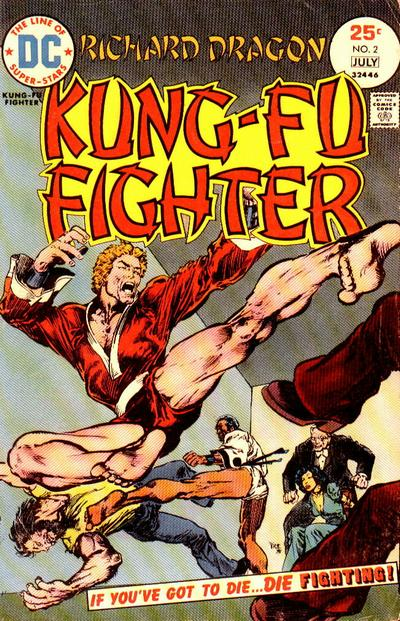 Richard Dragon, Kung-Fu Fighter Vol 1 2