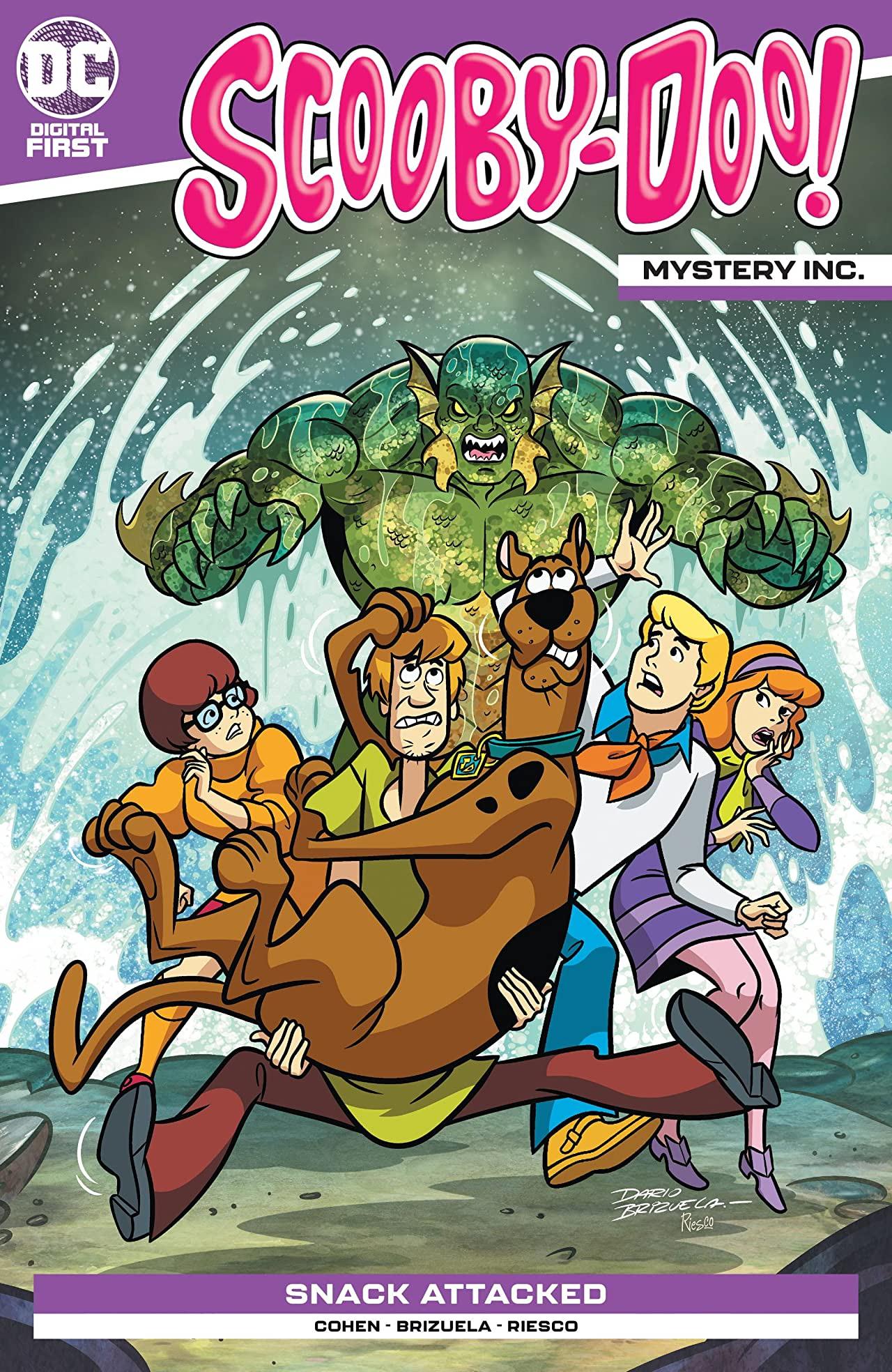 Scooby-Doo: Mystery Inc. Vol 1 (Digital)