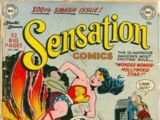 Sensation Comics Vol 1 100