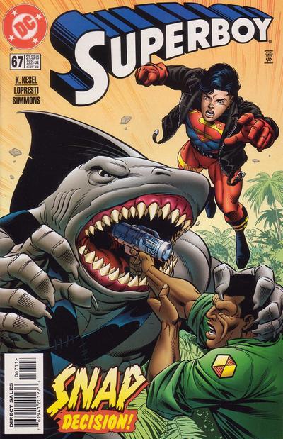 Superboy Vol 4 67