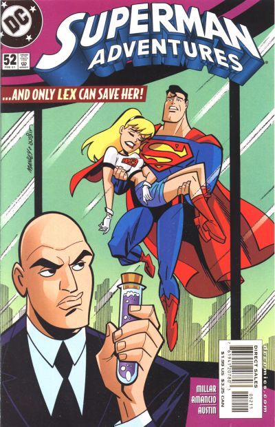 Superman Adventures Vol 1 52