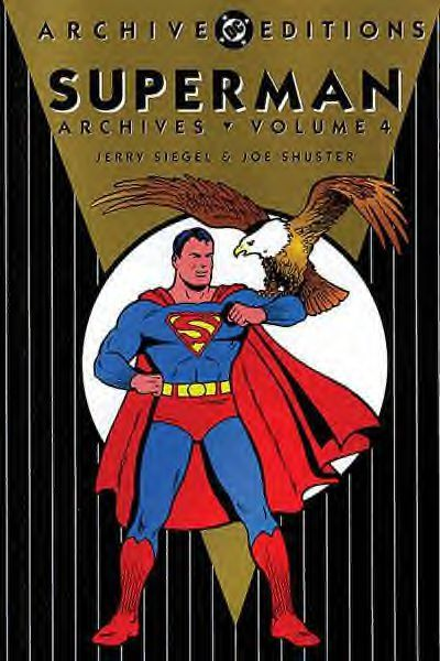 The Superman Archives Vol. 4 (Collected)