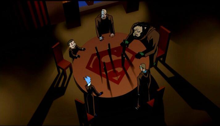 Superman Revenge Squad (DCAU)