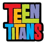 Teen Titans TV Series logo
