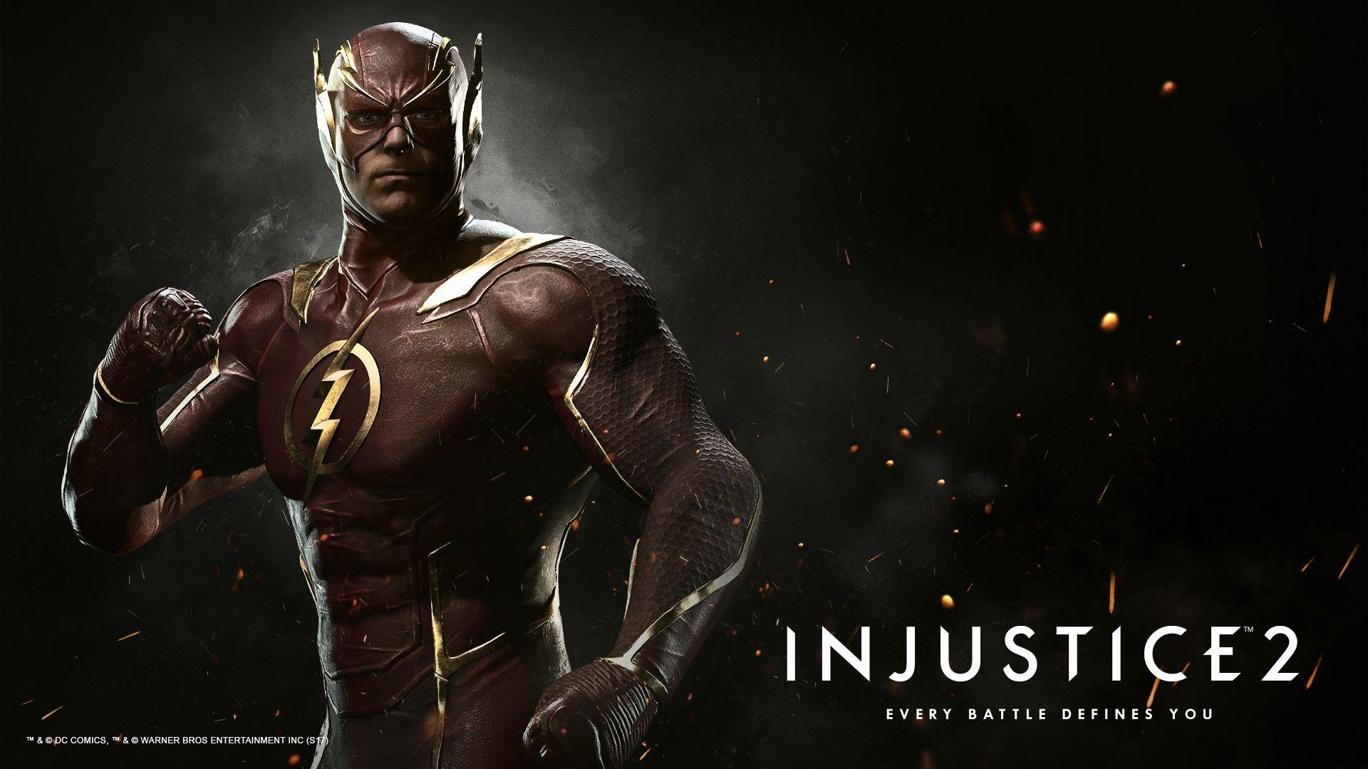 Barry Allen (Injustice)