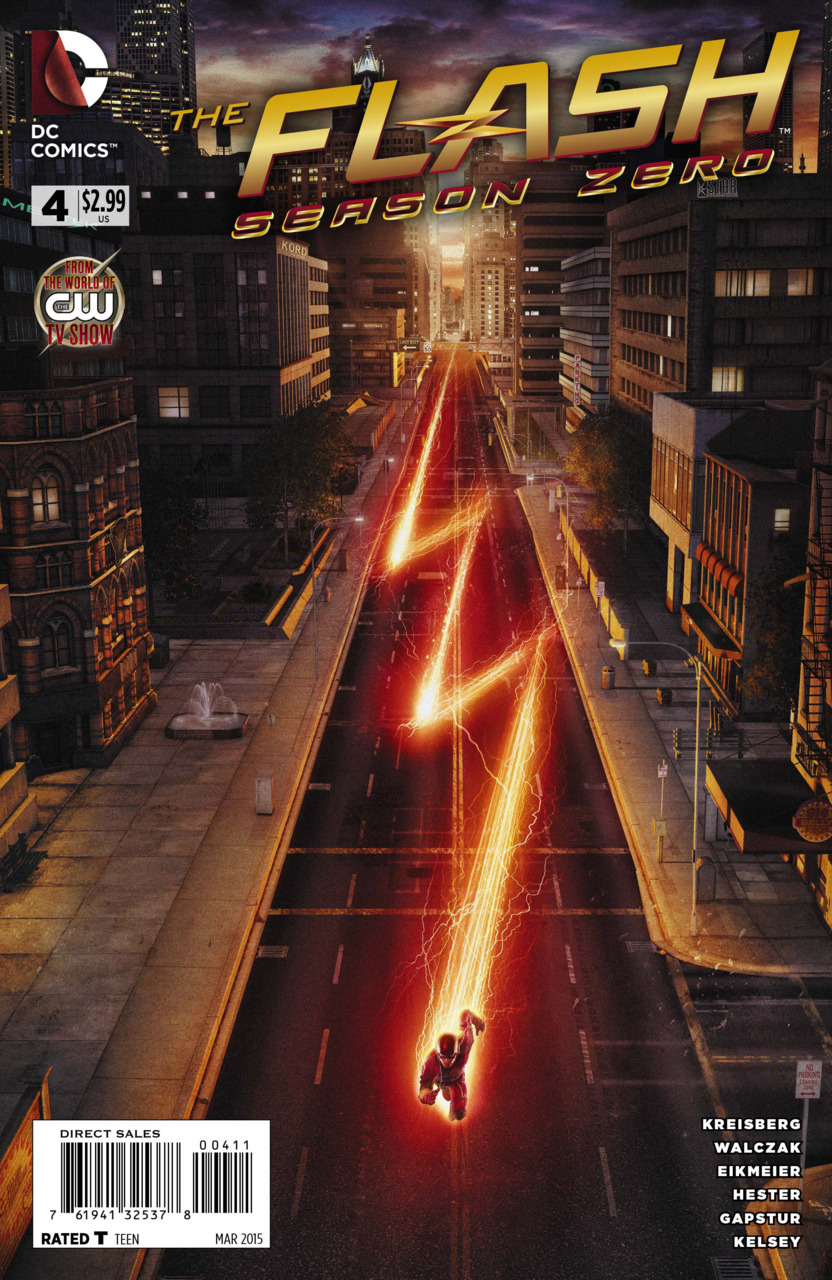 The Flash: Season Zero Vol 1 4