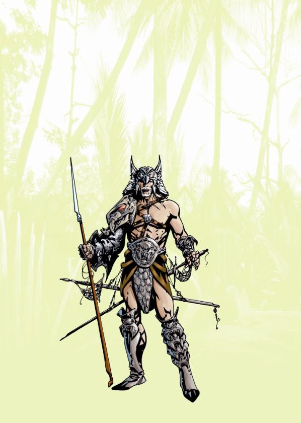 Warlord Vol 3 1 Solicit.jpg