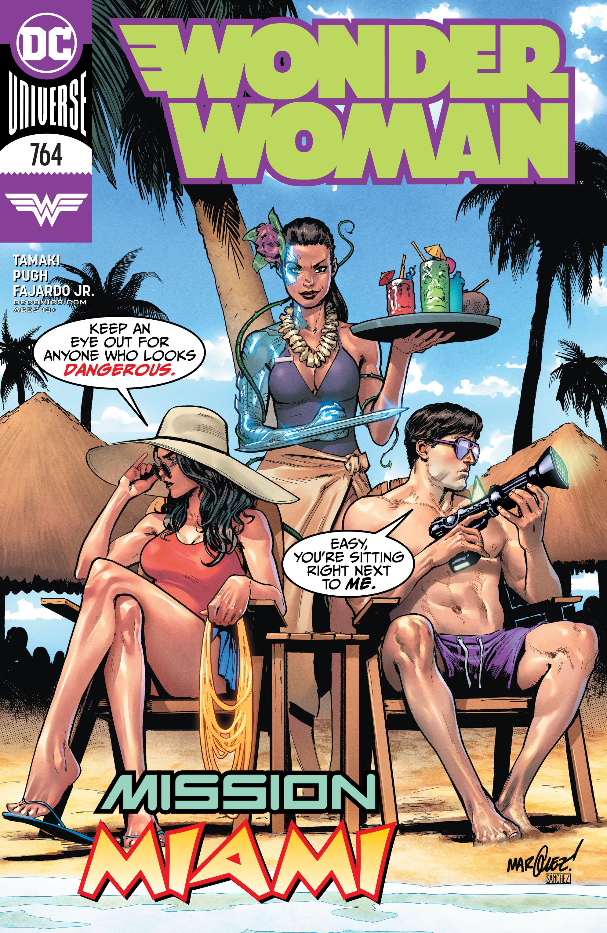 Wonder Woman Vol 1 764