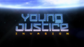 Young Justice Invasion TV Series Logo