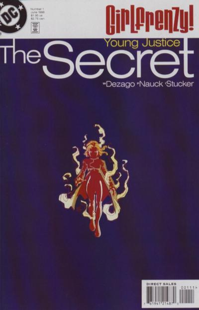 Young Justice: The Secret Vol 1 1