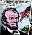 Abraham Lincoln Earth-383 001
