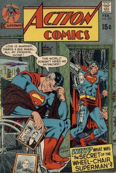 Action Comics Vol 1 397