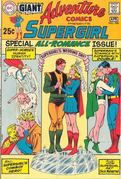 Adventure Comics Vol 1 390