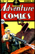 Adventure Comics Vol 1 45
