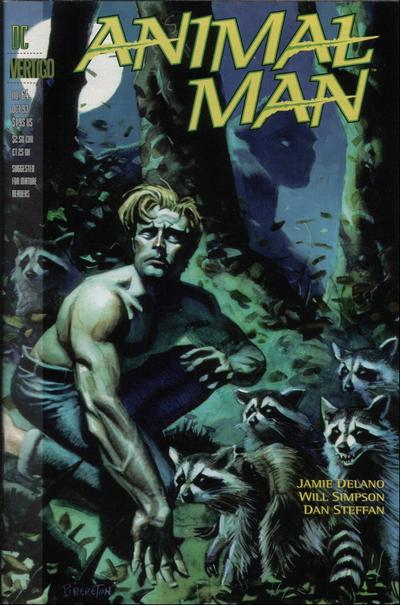 Animal Man Vol 1 64
