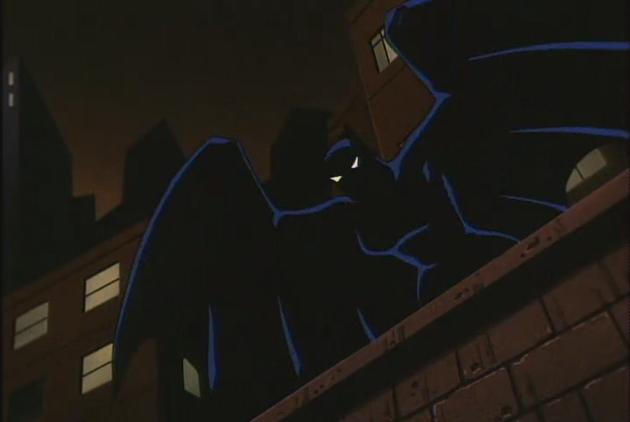 Batman (1992 TV Series) Episode: Shadow of the Bat, Part I