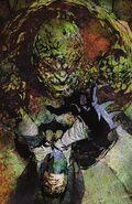 Batman Reptilian Vol 1 1 Textless Sienkiewicz Variant
