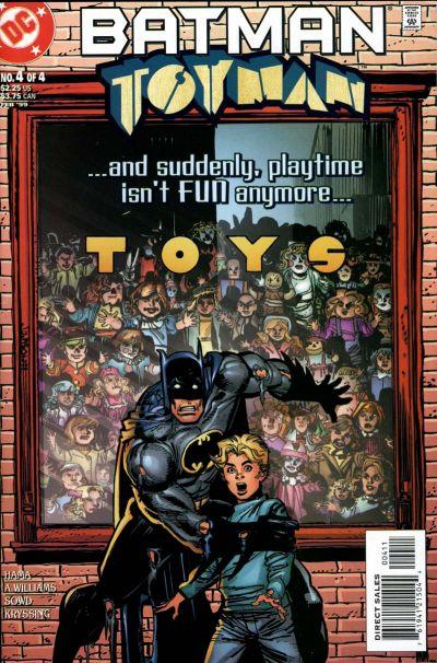 Batman: Toyman Vol 1 4