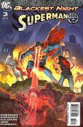 Blackest Night - Superman Vol 1 3